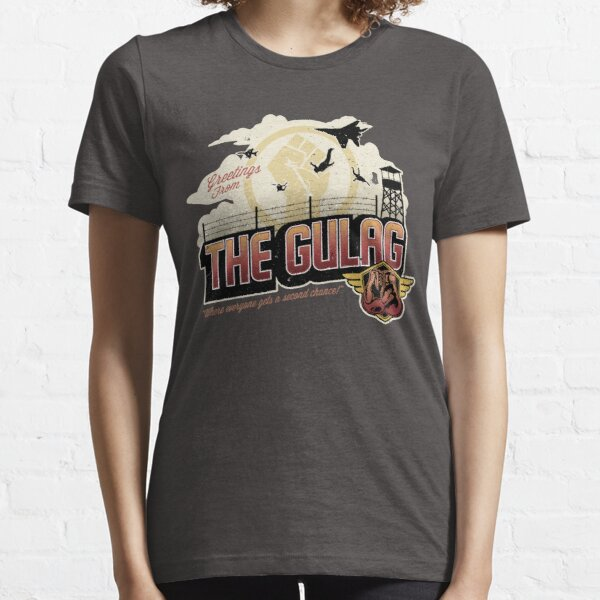 Greetings From The Gulag Essential T-Shirt