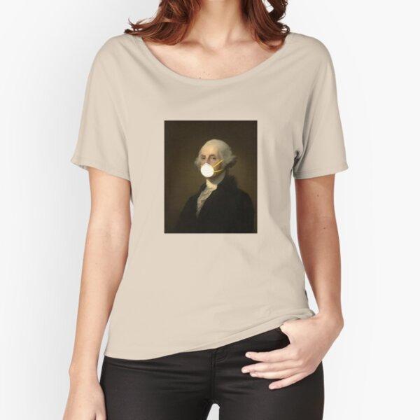 George Washington: Masked Relaxed Fit T-Shirt