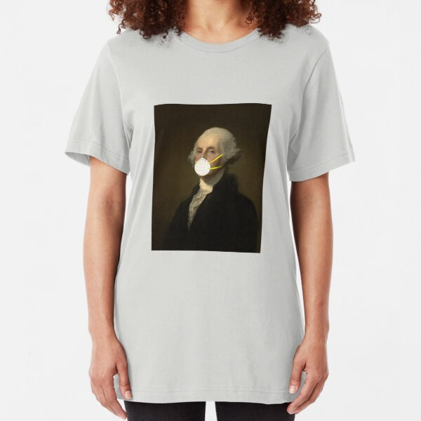 George Washington: Masked Slim Fit T-Shirt