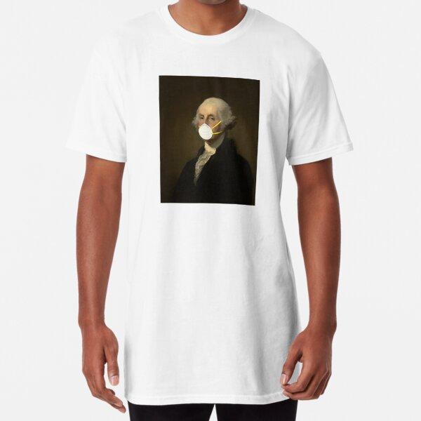 George Washington: Masked Long T-Shirt
