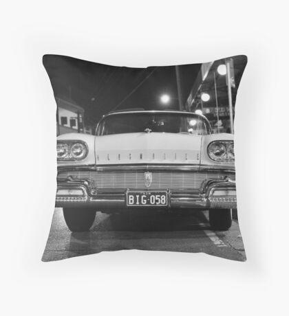 BIG 058 Throw Pillow