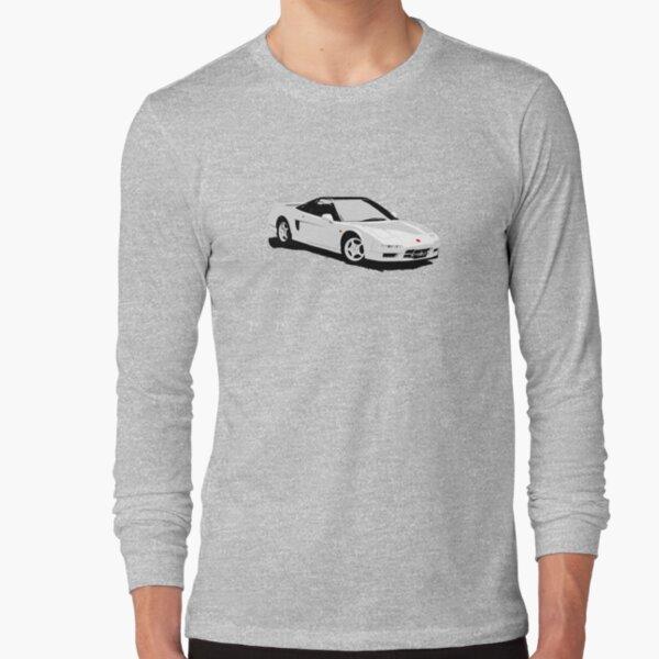 New Sportscar Experimental - NSX NA1 NA2 Inspired Long Sleeve T-Shirt