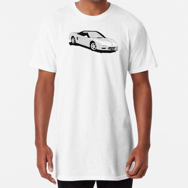 New Sportscar Experimental - NSX NA1 NA2 Inspired Long T-Shirt