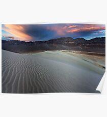 Eureka Dune Sunset Poster