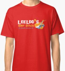 Lee Loo's Surf Shack Classic T-Shirt