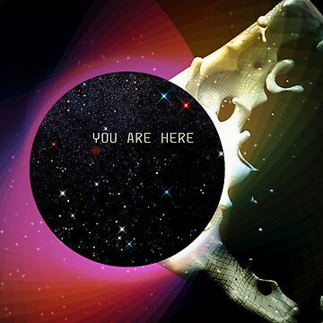 You are Here by 10dier