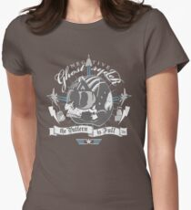 Requesting fly-by? Women's Fitted T-Shirt