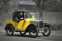 Austin 7 1926 by Geoffrey Higges