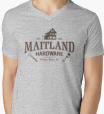 Hardware store: Same name, new owners Mens V-Neck T-Shirt