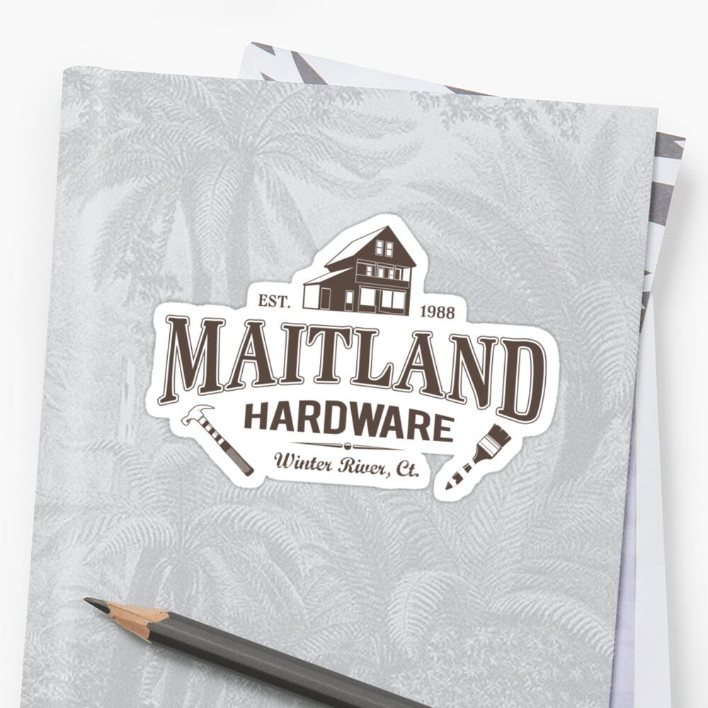 Hardware store: Same name, new owners by stevethomasart
