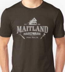 Hardware store: Same name, new owners Unisex T-Shirt