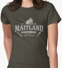 Hardware store: Same name, new owners Women's Fitted T-Shirt