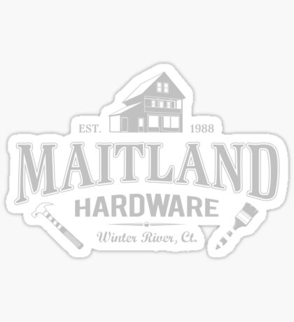 Hardware store: Same name, new owners Sticker
