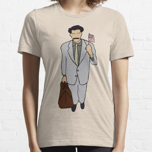 Borat Essential T-Shirt