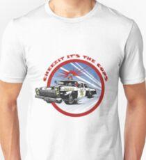 Cheezit!! It's the Cops Unisex T-Shirt