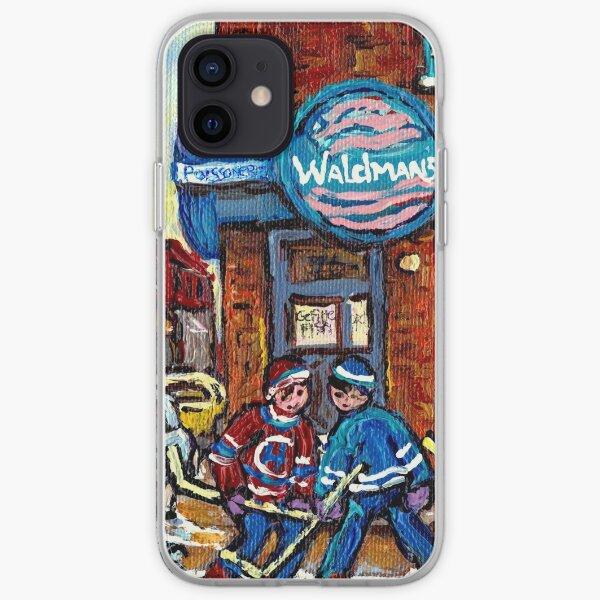 Coques et étuis iPhone sur le thème Montreal | Redbubble