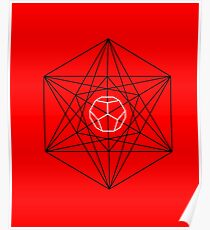 Dodecahedron special Poster