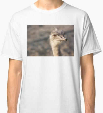 South African Ostrich Classic T-Shirt