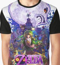 Majora's Mask 3D  Graphic T-Shirt
