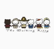 The Walking Kitty - with title