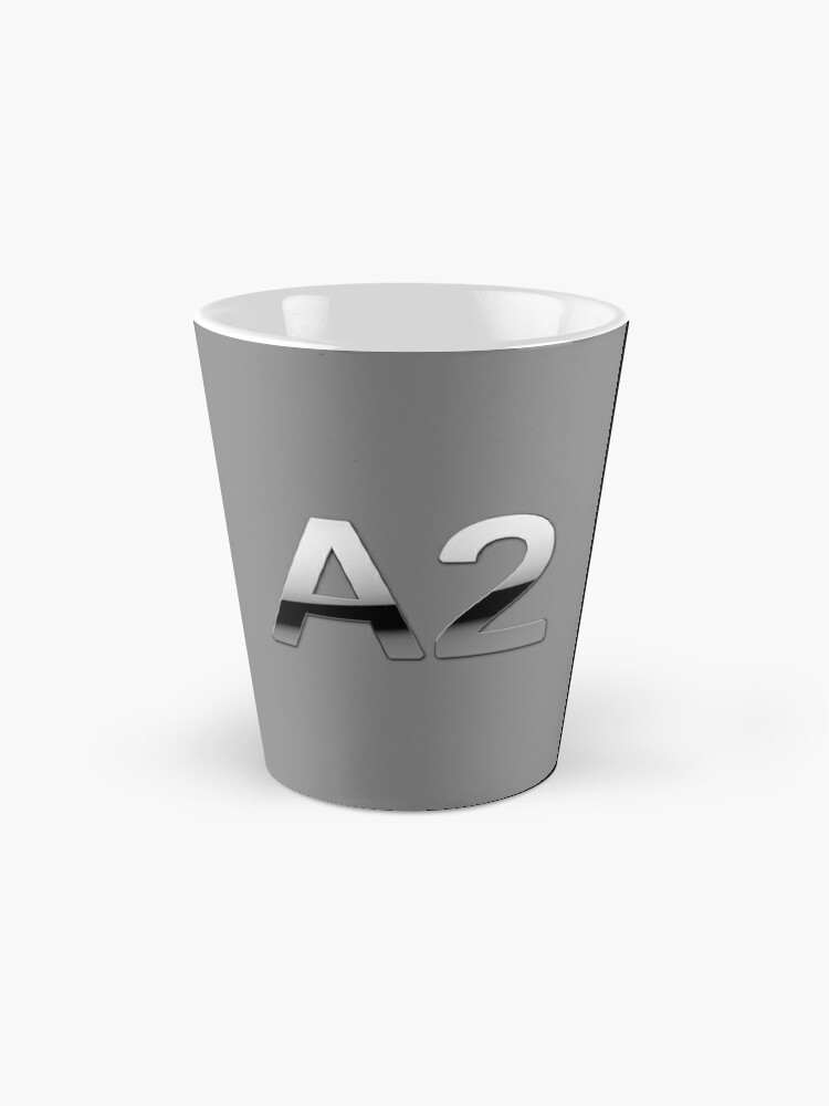 Alternate view of A2 Mug
