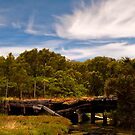 A Bridge No More by John Pitman