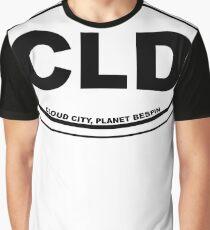 Cloud City Destination Graphic T-Shirt