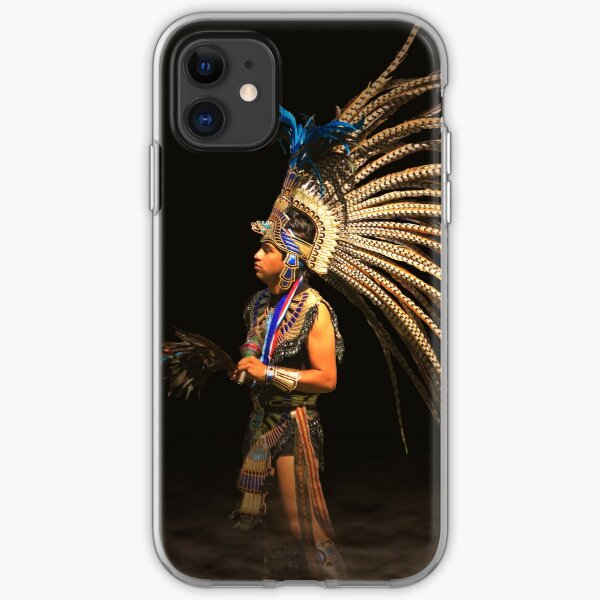 Aztec Dancer Iphone Case iPhone Soft Case