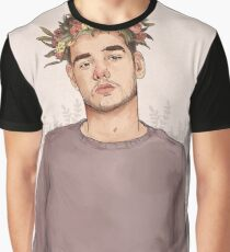 Flower crown Leyum Graphic T-Shirt