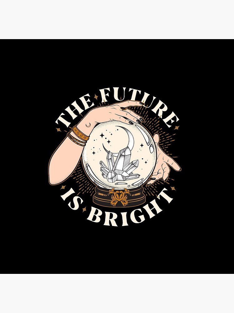 The Future Is Bright by wolfandbird