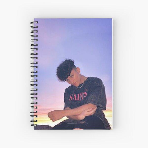 Tony Lopez Cuaderno de espiral