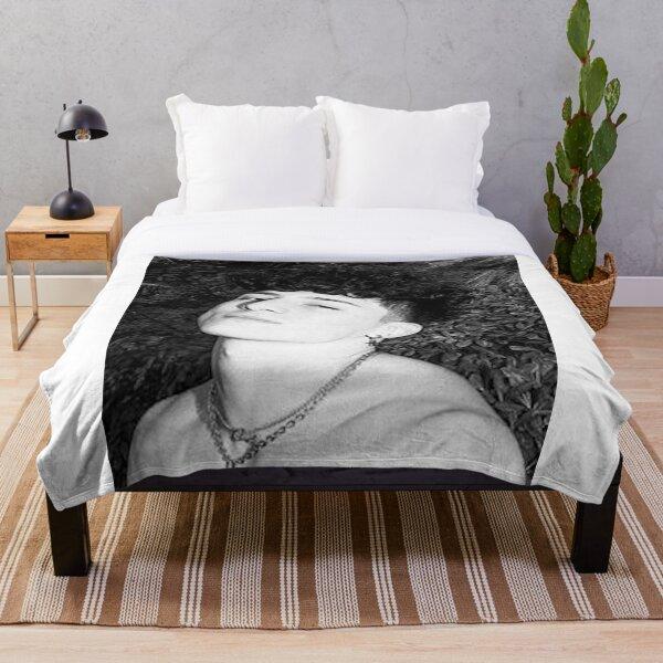 Tony Lopez Throw Blanket