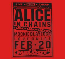 """Mookie in Chains"""