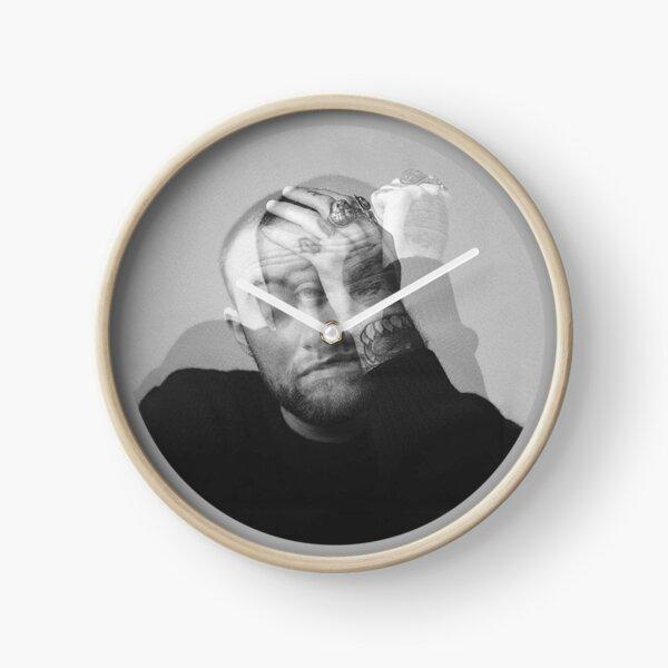 Cartel del arte de Mac Reloj