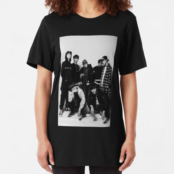 BTS COOL 当代歌坛 Slim Fit T-Shirt