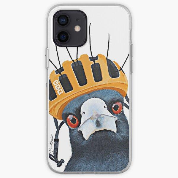 Egg Head iPhone Soft Case