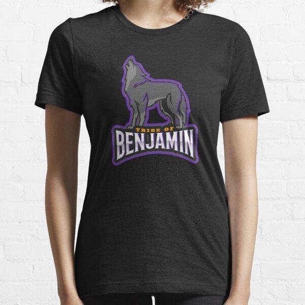 Hebrew Israelite, Tribe Of Benjamin Essential T-Shirt