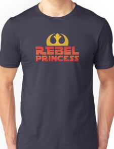Rebel Princess Unisex T-Shirt