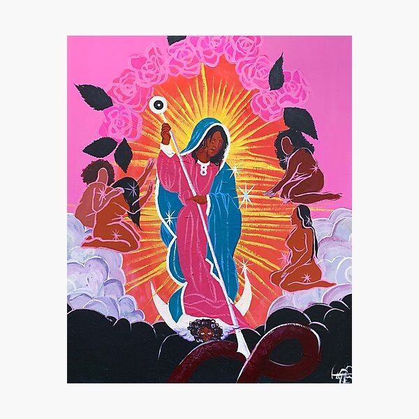 Women are Sacred Photographic Print