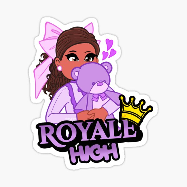 Royale High Stickers Redbubble