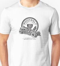 ROCKSALT GARAGE 'N GRILL Unisex T-Shirt