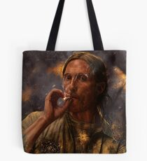 True Detective - Rust Cohle 2014 Tote Bag