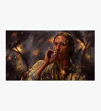 True Detective - Rust Cohle 2014 Photographic Print