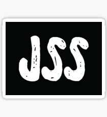 JSS Sticker