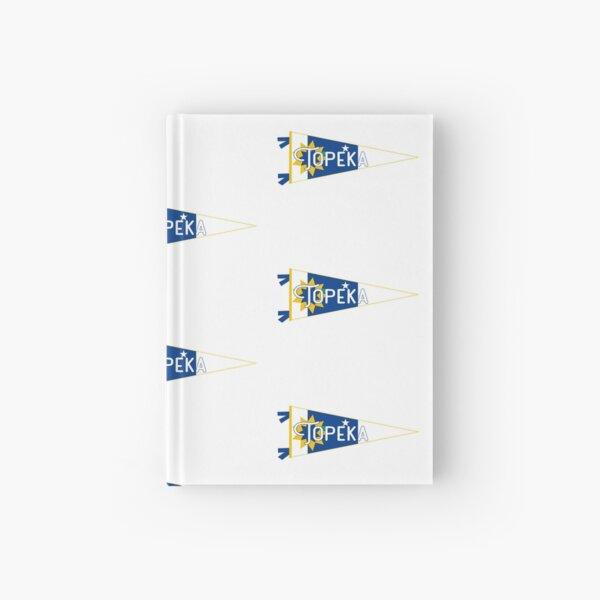 Topeka Flag Pennant Hardcover Journal