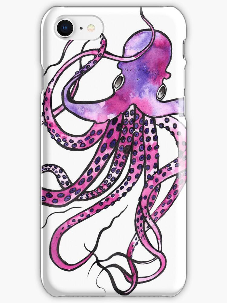 octopus by bronterebecca
