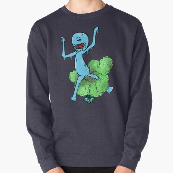 Mr Meeseeks Box Pullover Sweatshirt