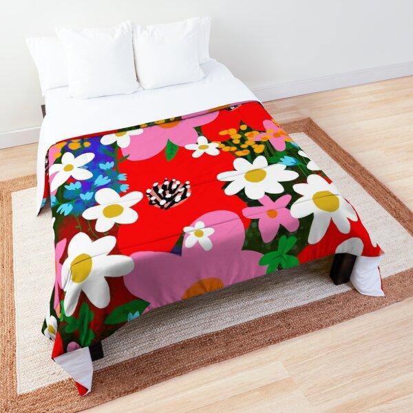 Flower Power! Comforter