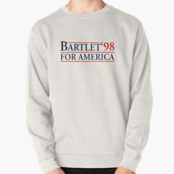 Bartlet for America Pullover Sweatshirt