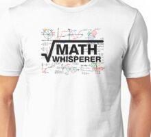 Math Whisperer Unisex T-Shirt